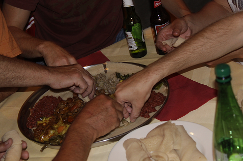 the-chec-team-enjoying-dinner-night